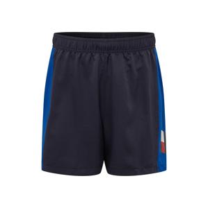 Tommy Sport Sportovní kalhoty  námořnická modř / královská modrá / bílá / červená