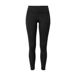 REEBOK Funkční kalhoty  černá