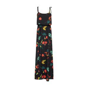 Boohoo Letní šaty  mix barev / černá