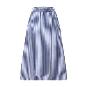 Libertine-Libertine Sukně 'Box'  modrá / bílá