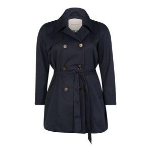 ONLY Carmakoma Přechodný kabát  noční modrá
