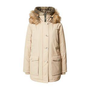 Schott NYC Zimní kabát 'Sylvanie'  béžová