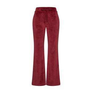ONLY Kalhoty  červená