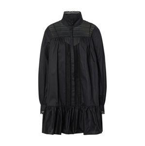 Custommade Košilové šaty 'Elorie'  černá