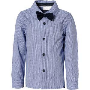 NAME IT Košile  noční modrá / azurová