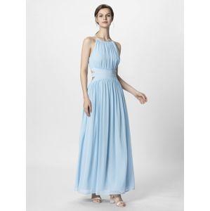 APART Společenské šaty  světlemodrá
