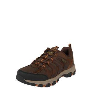 Skechers Performance Sportovní boty 'SELMEN LORAGO'  tmavě hnědá
