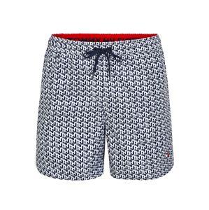 Tommy Hilfiger Underwear Plavecké šortky  bílá