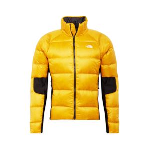 THE NORTH FACE Funkční bunda 'CRIMPTASTIC'  zlatě žlutá / černá