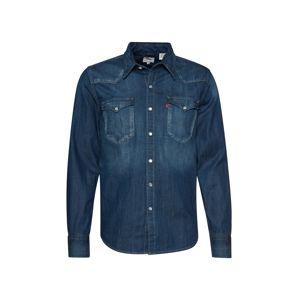 LEVI'S Košile 'Barstow Western'  tmavě modrá