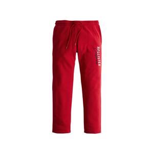 HOLLISTER Kalhoty 'MODERN'  červená / bílá / námořnická modř