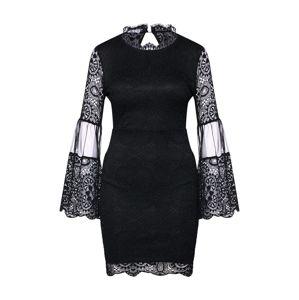 WAL G. Koktejlové šaty 'Dress'  černá