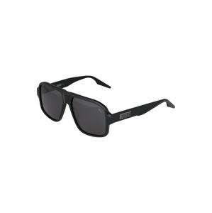 PUMA Sluneční brýle  černá