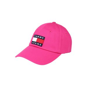 Tommy Jeans Cap 'TJW HERITAGE CAP'  pink
