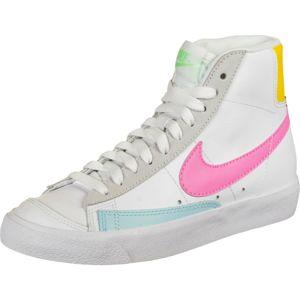 NIKE Sportovní boty  žlutá / světle šedá / bílá / světle růžová / opálová