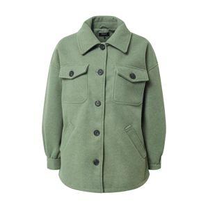 ONLY Přechodný kabát  olivová