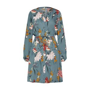 ONLY Košilové šaty 'ELEONORA'  chladná modrá / mix barev