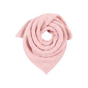 UNITED COLORS OF BENETTON Dětská deka  růžová