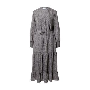 Love & Divine Šaty  šedá / mix barev