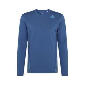 ADIDAS PERFORMANCE Funkční tričko 'AERO'  modrá / marine modrá