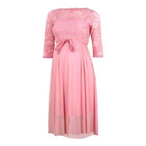 MAMALICIOUS Šaty  pink
