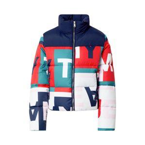 Tommy Jeans Zimní bunda  mix barev