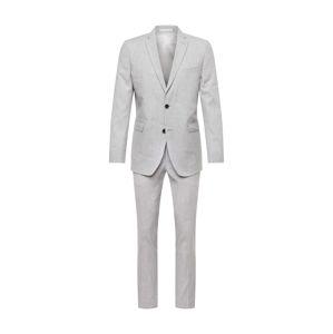 Esprit Collection Oblek 'Délavé'  světle šedá