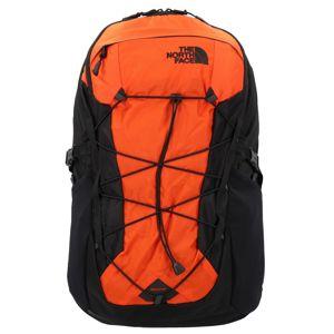 THE NORTH FACE Sportovní batoh 'Borealis'  černá / tmavě oranžová