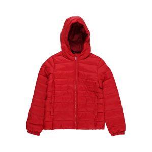 KIDS ONLY Přechodná bunda  červená