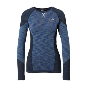 ODLO Funkční tričko 'Blackcomb'  námořnická modř / královská modrá