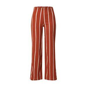 CATWALK JUNKIE Kalhoty 'Palermo'  bílá / hnědá