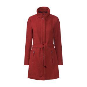 ONLY Přechodný kabát 'CHRISTIE RIANNA'  pastelově červená