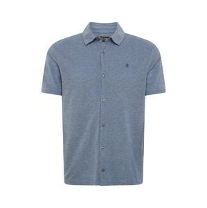 BURTON MENSWEAR LONDON Košile  modrý melír