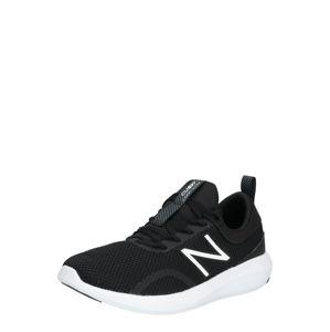 New Balance Běžecká obuv 'Coast v5'  černá / bílá