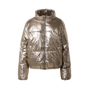 Tally Weijl Zimní bunda  zlatá