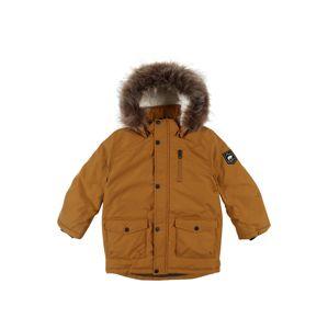 NAME IT Zimní bunda 'MIBIS'  bronzová