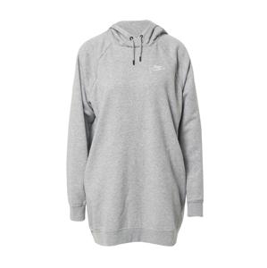 Nike Sportswear Šaty 'Essential'  šedý melír