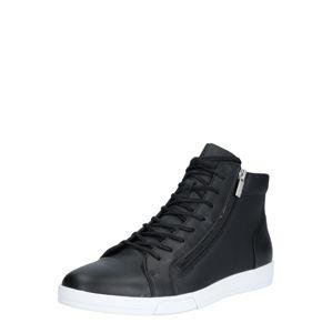 Calvin Klein Kotníkové tenisky 'Berke'  černá