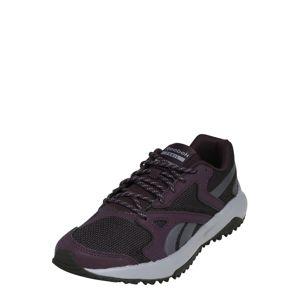 REEBOK Sportovní boty  antracitová / černá