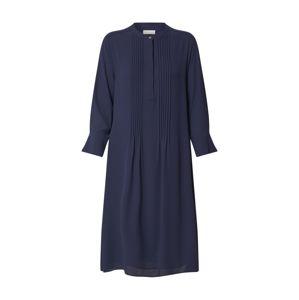 Rich & Royal Košilové šaty  modrá