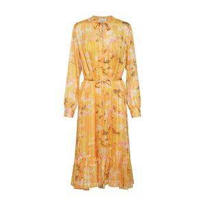 SECOND FEMALE Letní šaty  žlutá