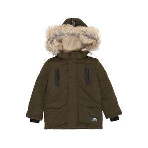 STACCATO Zimní bunda  olivová